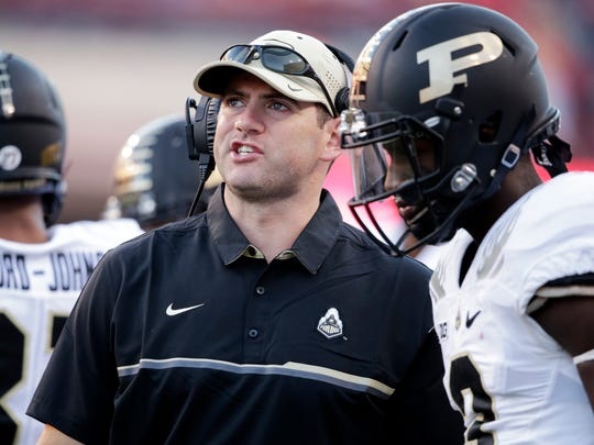 Purdue interim head coach Gerad Parker got the best effort of the season from his players last week at undefeated Nebraska. Can they operate at the same level Saturday against the Lions?