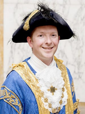 Steve Summers, Past Lord Mayor of Westminster