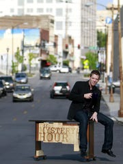Springfield's own late night show, the Mystery Hour, has a live taping March 30.