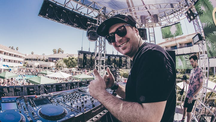 Justin Martin will perform April 13 at Day Club with