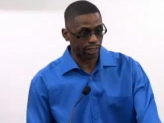 Pastor Larry Walthour II
