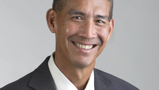 Mike Jung is president of The News-Press Media Group.