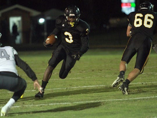 Hendersonville's Anthony Hughes missed the Commandos' Week 1 game at Blackman. He will play in the rematch.