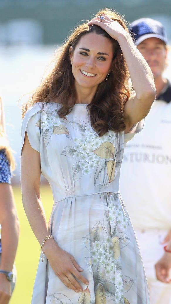 Duchess Kate in Santa Barbara