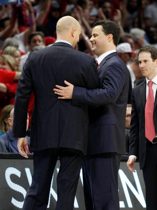 Chris Mack: 'It stinks' to coach against Sean Miller