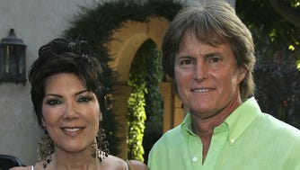 The Jenners in 2005.