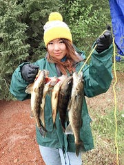 Jenny You and her fiancé, Nick Anderson, caught these