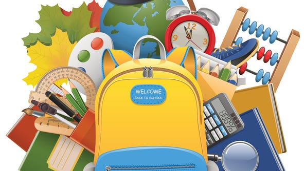 Back-to-school time means parents are busy preparing by shopping for everything their children need.