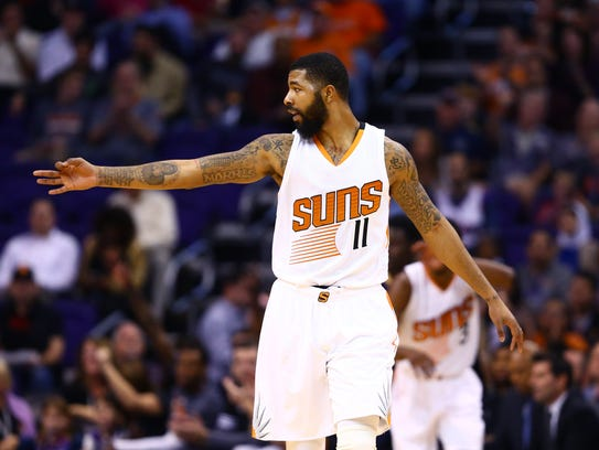 Markieff Morris will be a Washington Wizards.