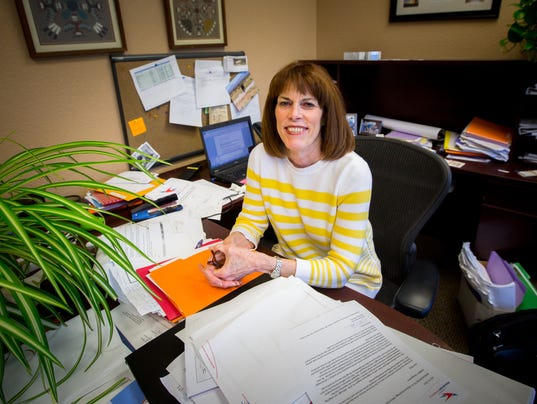 071916 Spaceport CEO Christine Anderson resigns