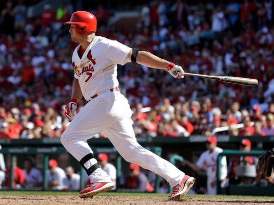 Pirates Cardinals Baseball