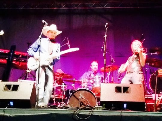The Yarbrough Band plays all your country favorites Saturday and Sunday night, 7 p.m., at Billy's Sports Bar and Grill.