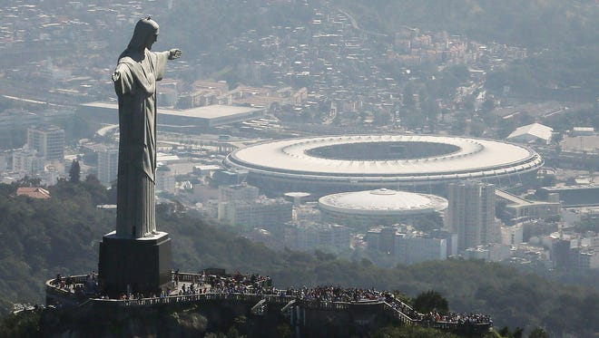 Maracana stadium will be the site of the opening ceremony to the Rio Olympics on Aug. 5.