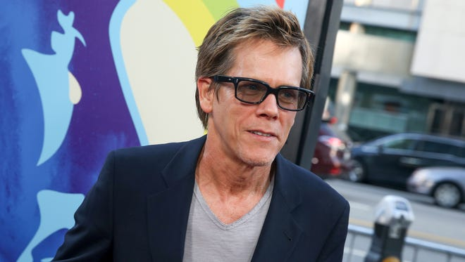 """Kevin Bacon arrives at the LA Premiere Of """"Love & Mercy"""" in Beverly Hills, California on June 2, 2015."""