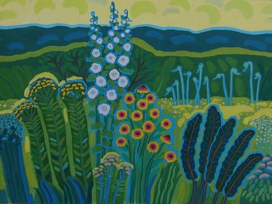 Artist-in-residence Svetlana Gorbacheva will return