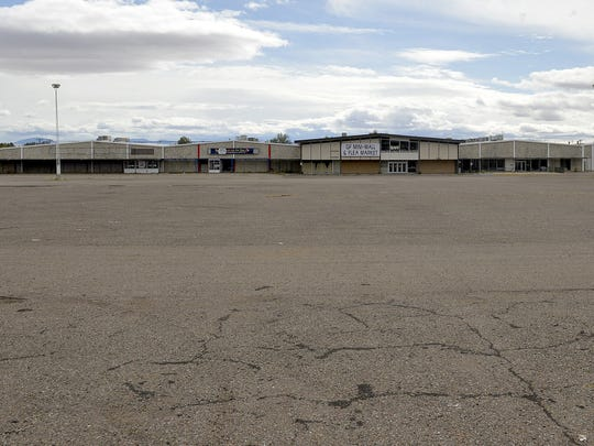 Some community members are concerned that development at Malmstrom AIr Force Base may impact commercial property, such as a sale of the vacant Agri Village Mall at the east end of 10th Avenue South.