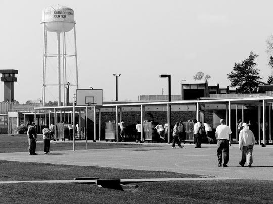 The David Wade Correctional Facility in Homer, Louisiana