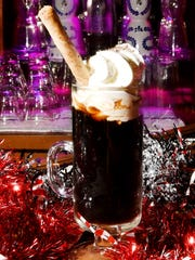 The Winter Warmer, created by Charlie Trejo, The Bar