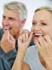 Flossing is important to your oral health, but also
