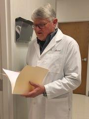 Dr. Bryan Merrick has been practicing in McKenzie for