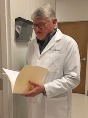 Dr. Bryan Merrick has been practicing in McKenzie for 31 years.