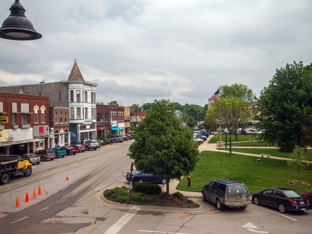 Why this Iowa town is thriving when so many aren't