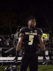 Drew Singleton is a Paramus Catholic senior linebacker