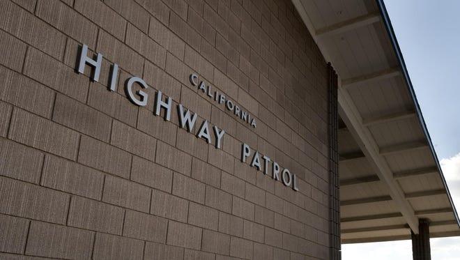 The California Highway Patrol office in Visalia.