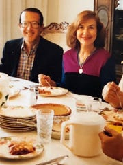 Jerry and Rita Alter in 1985.