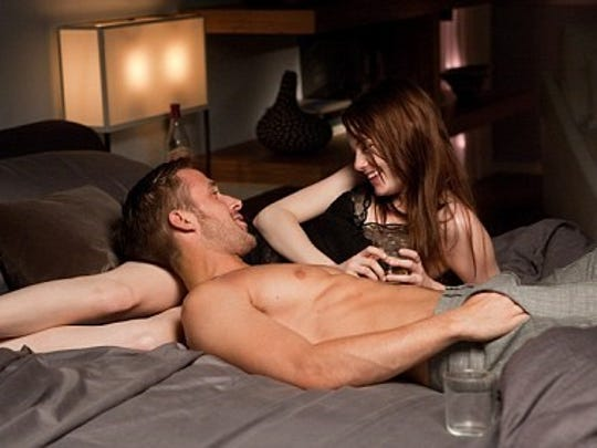 """A scene from """"Crazy, Stupid, Love,"""" starring Ryan Gosling and Emma Stone."""