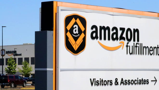 Kenosha County health officials were able to tour an Amazon facility in their county earlier this week after at least 37 people contracted coronavirus.