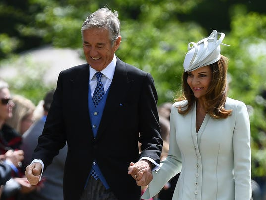 FILES-BRITAIN-ROYALS-PEOPLE-MIDDLETON-MARRIAGE