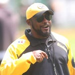Steelers coach Mike Tomlin has overseen two Super Bowl runs during eight years in Pittsburgh.