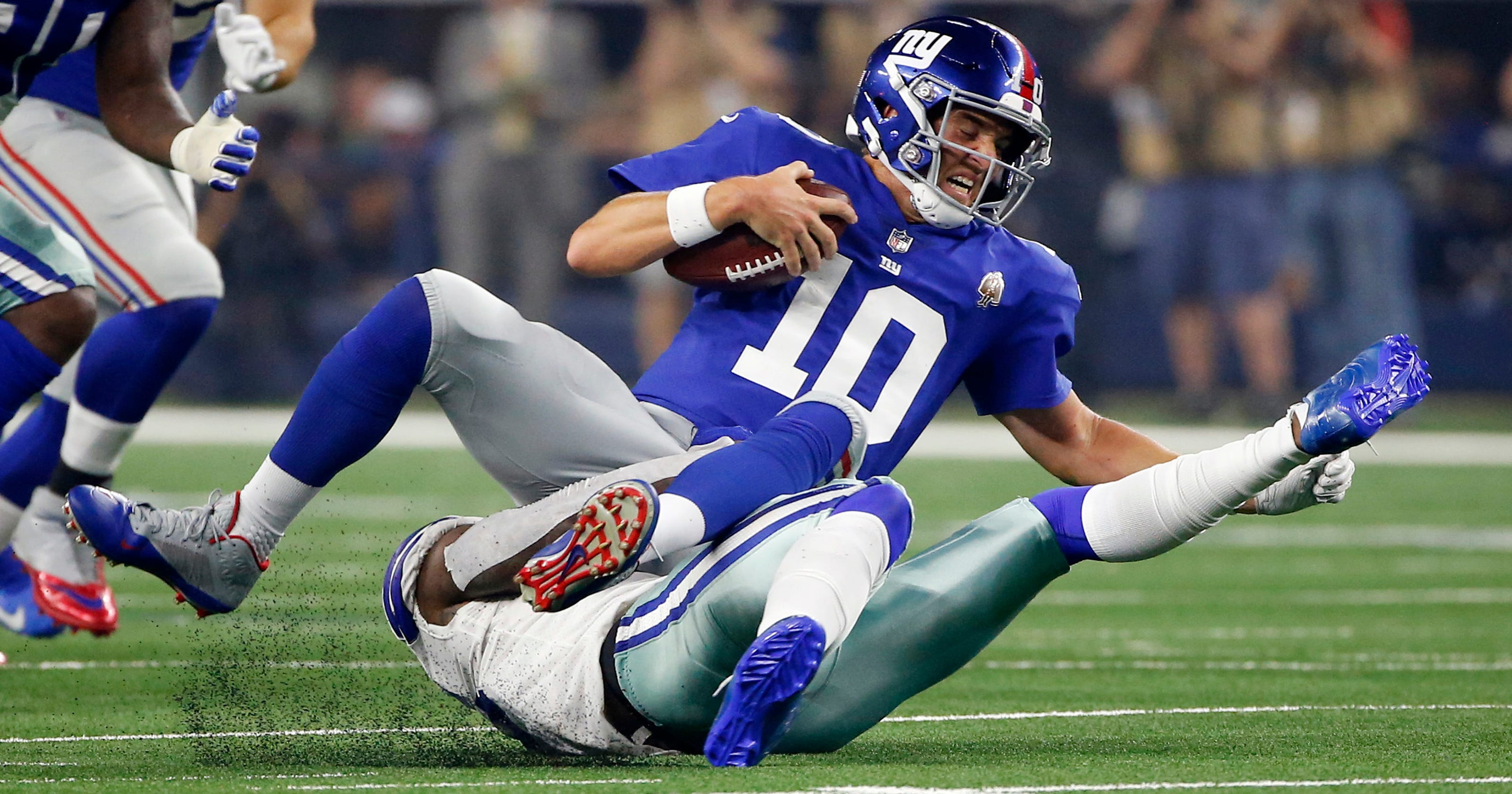 e0e043a59 NY Giants: 5 takeaways from 'unacceptable' loss to Dallas Cowboys