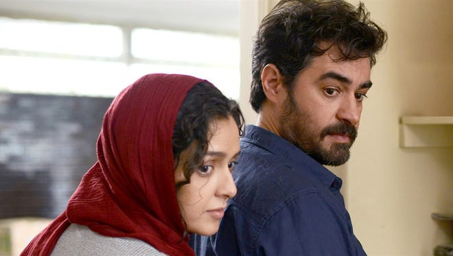 """In """"The Salesman,"""" Emad (Shahab Hosseini) is starring with his wife (Taraneh Alidoosti) in a production of """"Death of a Salesman."""""""
