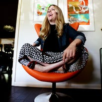 Artist Paige Powell shows Shreveport's quirky side