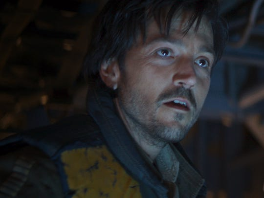 """Diego Luna stars in """"Rogue One: A Star Wars Story."""""""