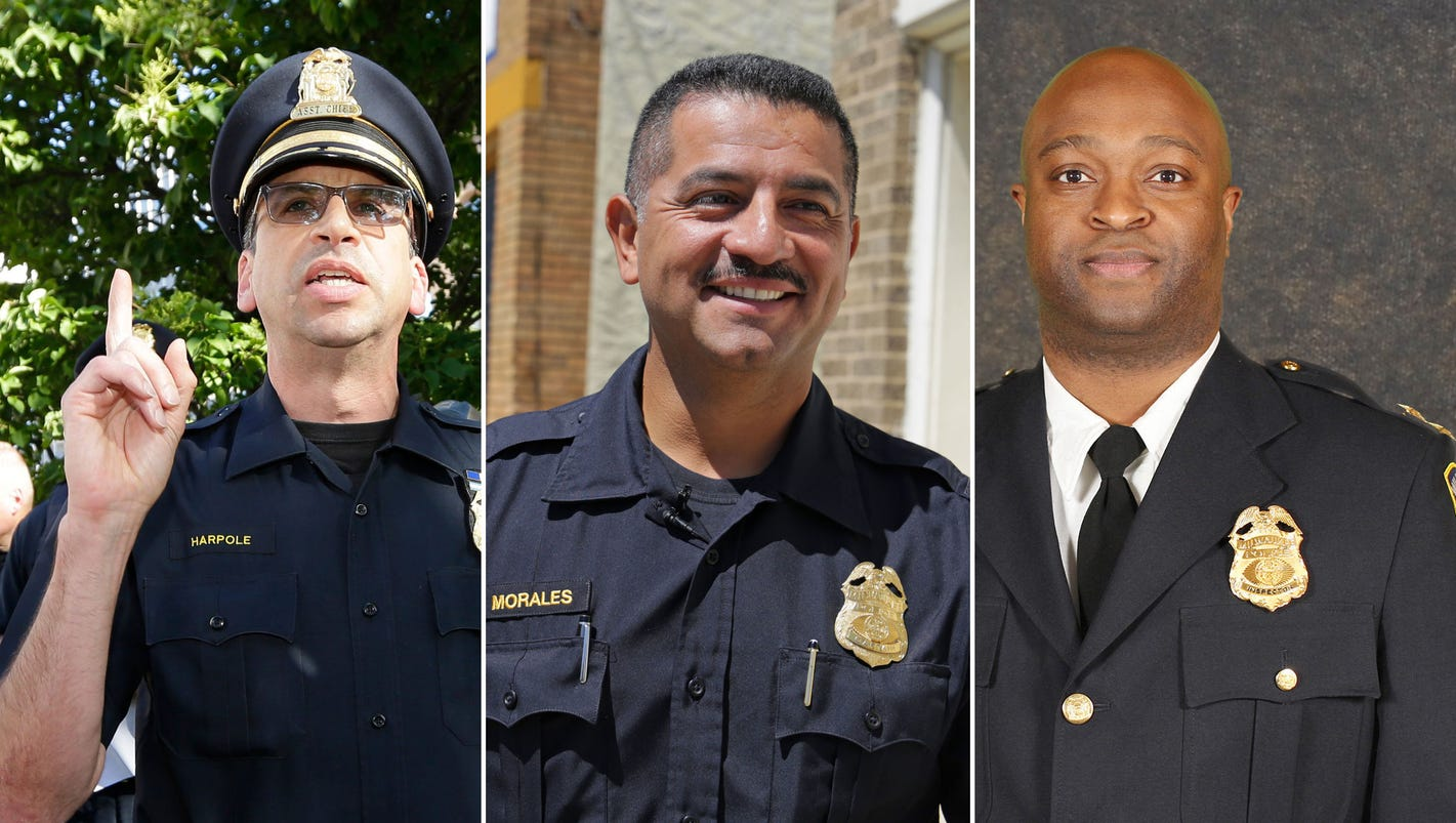 3 finalists chosen for interim police chief in Milwaukee