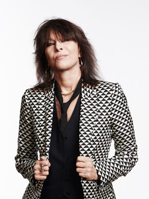 Chrissie Hynde of the Pretenders will bring her solo tour to Mesa Arts Center on Wednesday.