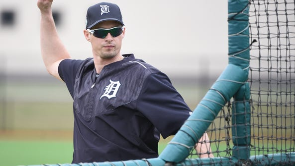 Don Kelly, longtime Tigers utility player and now pro