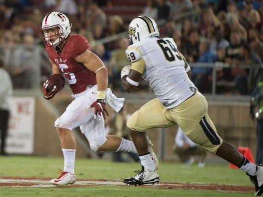 NCAA Football: Central Florida at Stanford