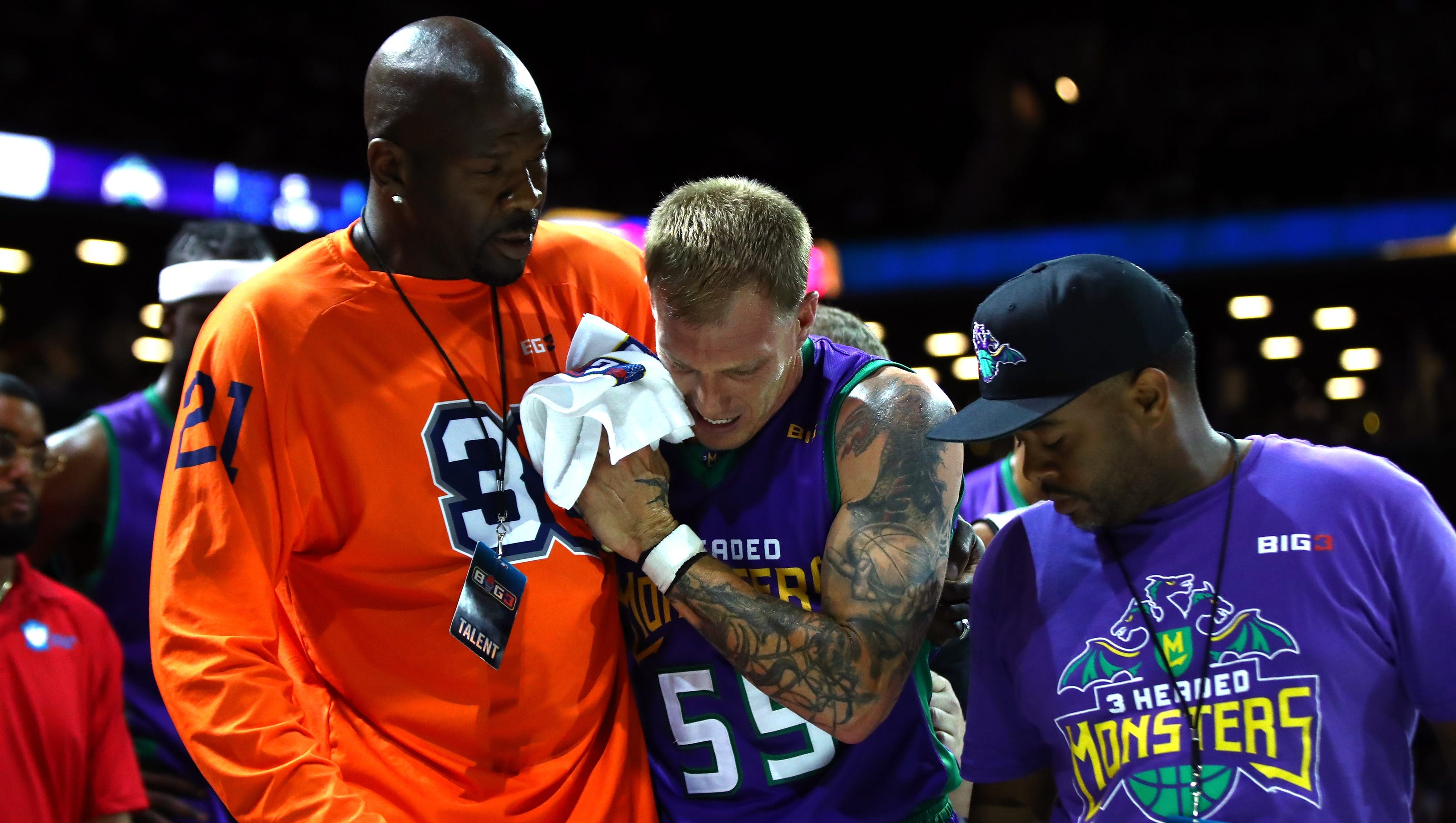 jason williams to miss rest of big3 season after suffering