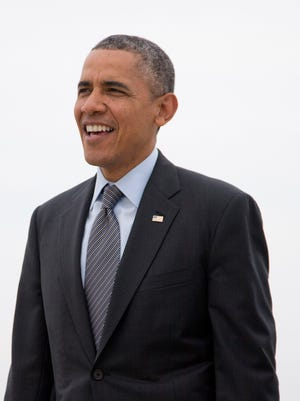 President Barack Obama  will make his first visit to Westchester on Wednesday.