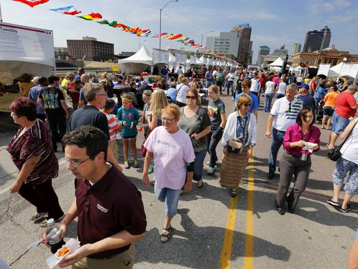 International Food Festival Des Moines Ia