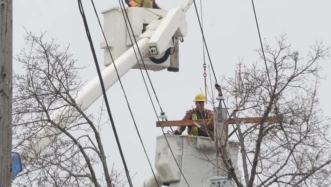 DTE Energy has invested about $2.6 million into infrastructure improvements in the Fort Gratiot area.