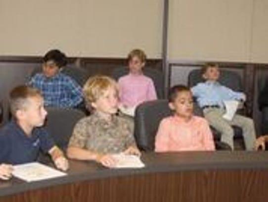 IWA elementary level mock trial