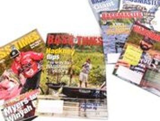 B.A.S.S. LLC produces fishing magazines, TV, radio