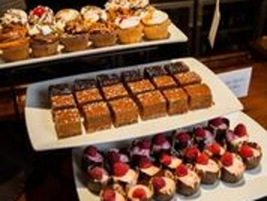On Mother's Day, Ho Ho Kus Inn sets up a buffet with