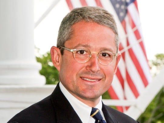 Dan Musser III, president, Grand Hotel on Mackinac