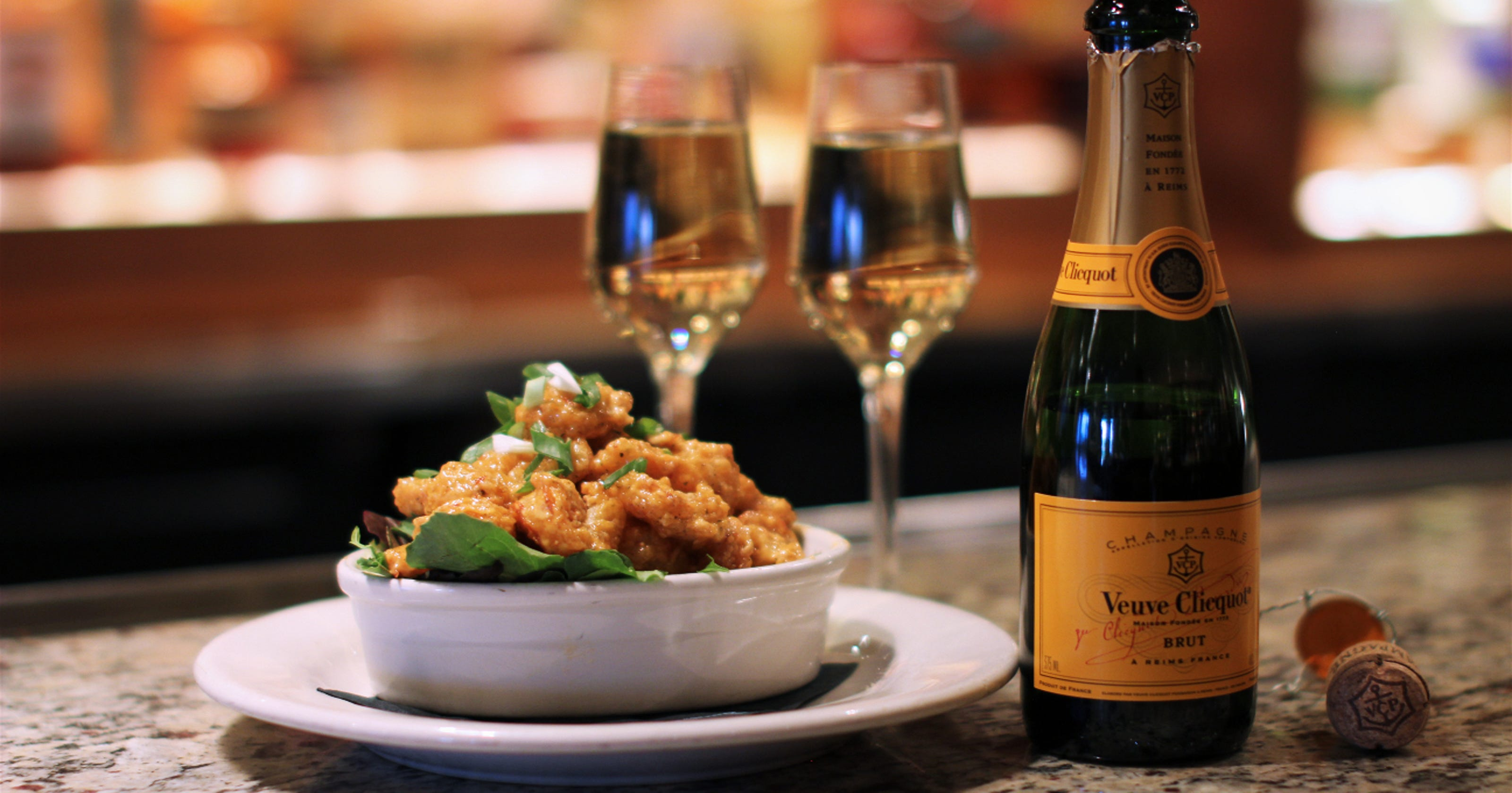 Celebrate National Shrimp Day At Bonefish Grill